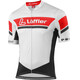 Löffler Pro Racing Bike Jersey Shortsleeve Men red/white